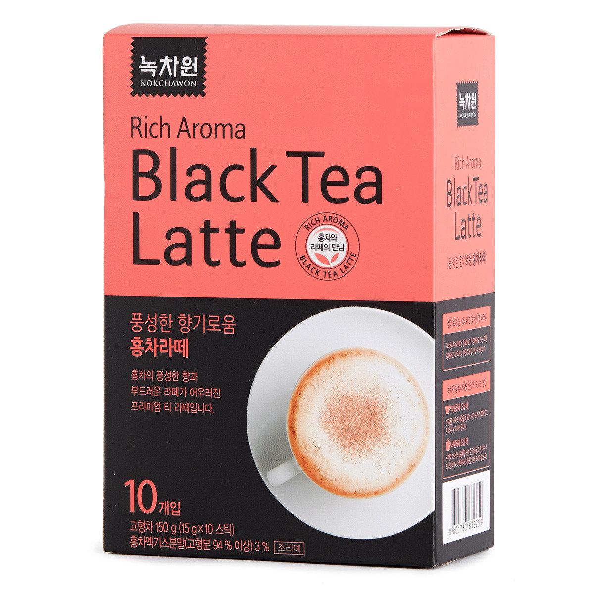 三合一拿鐵紅茶