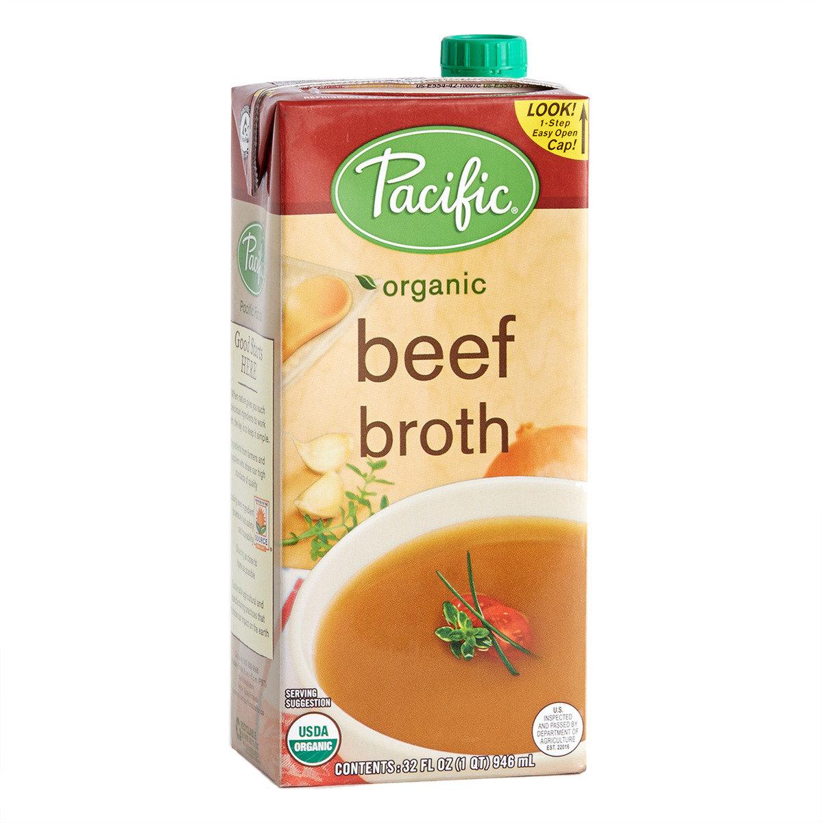 有機牛肉清湯