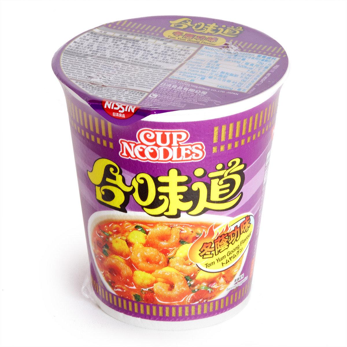 合味道 杯麵 - 冬蔭功味