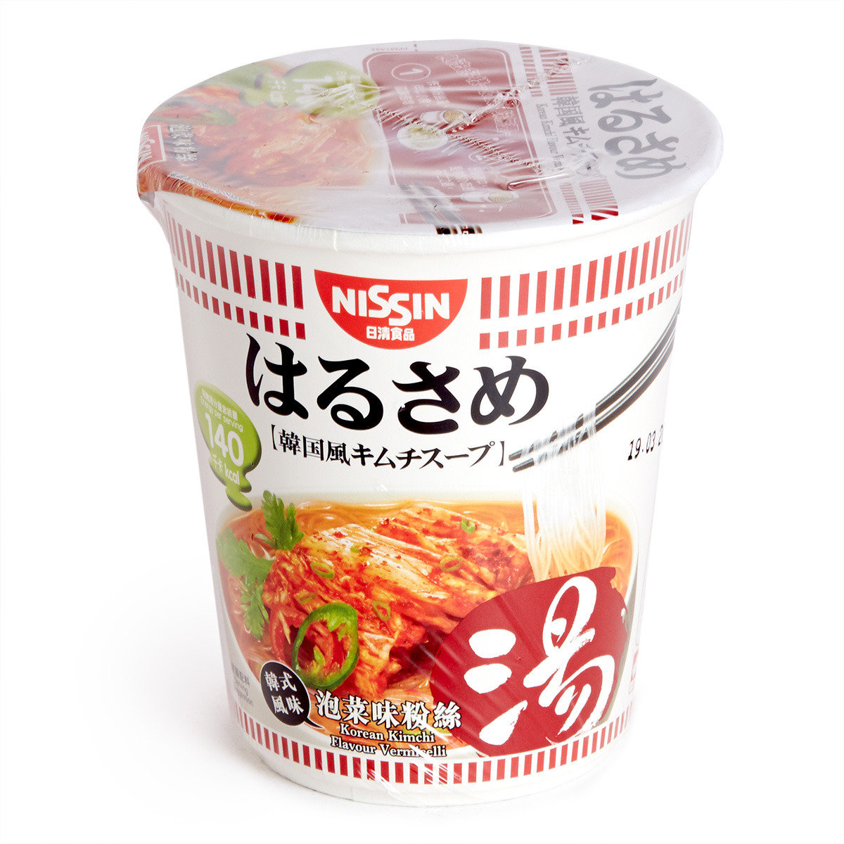 春雨粉絲 - 韓式風味泡菜味