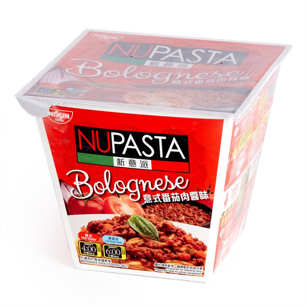 新意派意式番茄肉醬味即食麵 (杯裝)