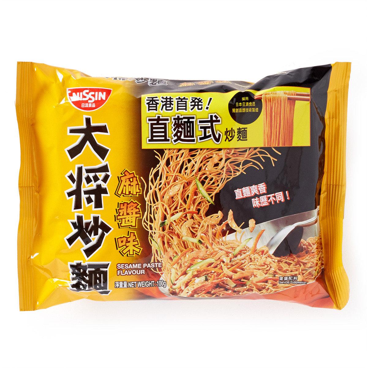大將炒麵 - 麻醬味 (包裝)