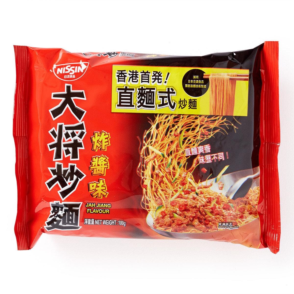 大將炒麵 - 炸醬味 (包裝)