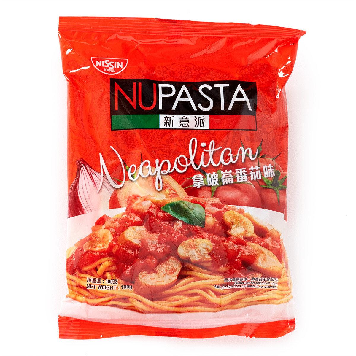 新意派拿破崙番茄味包裝即食麵