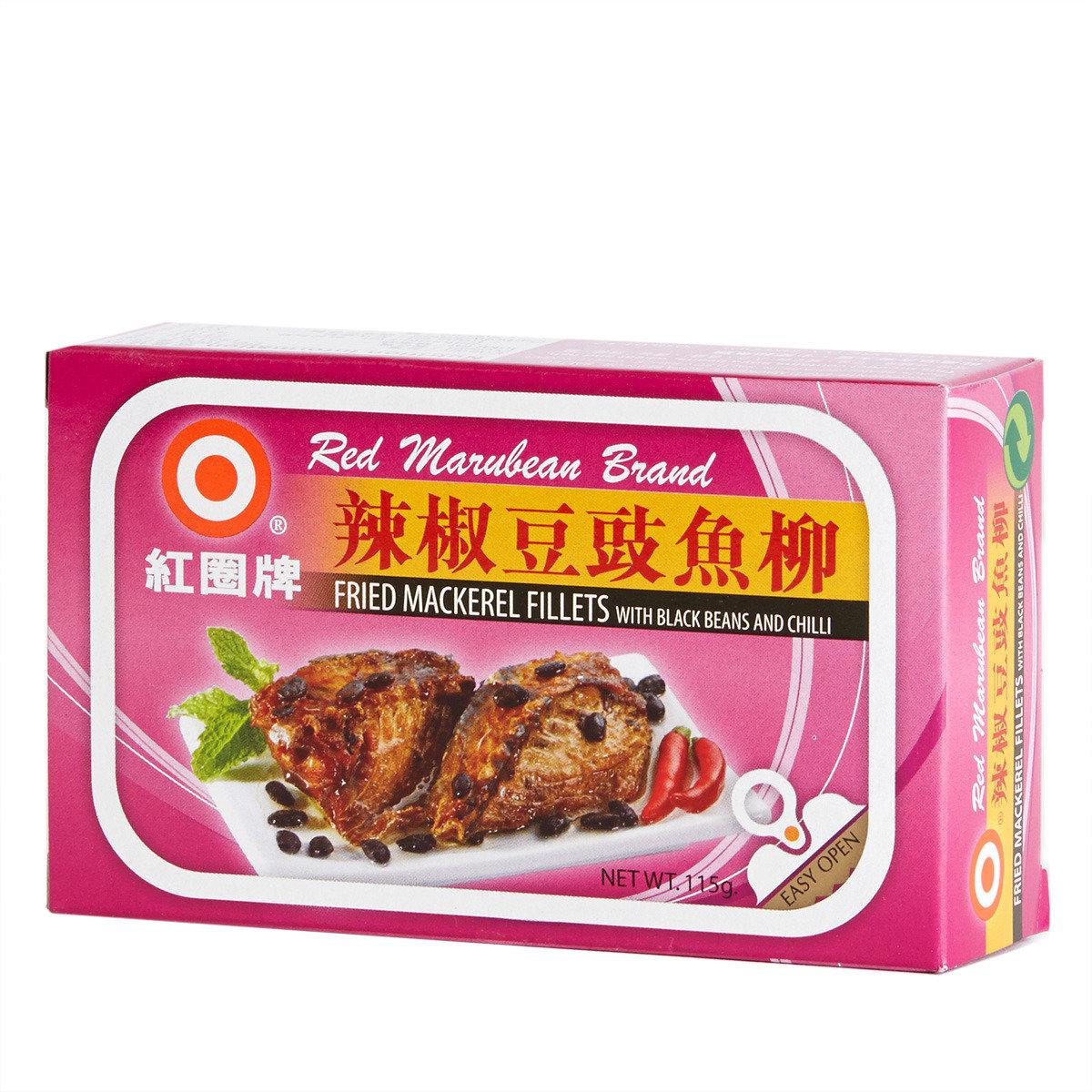 辣椒豆豉魚柳