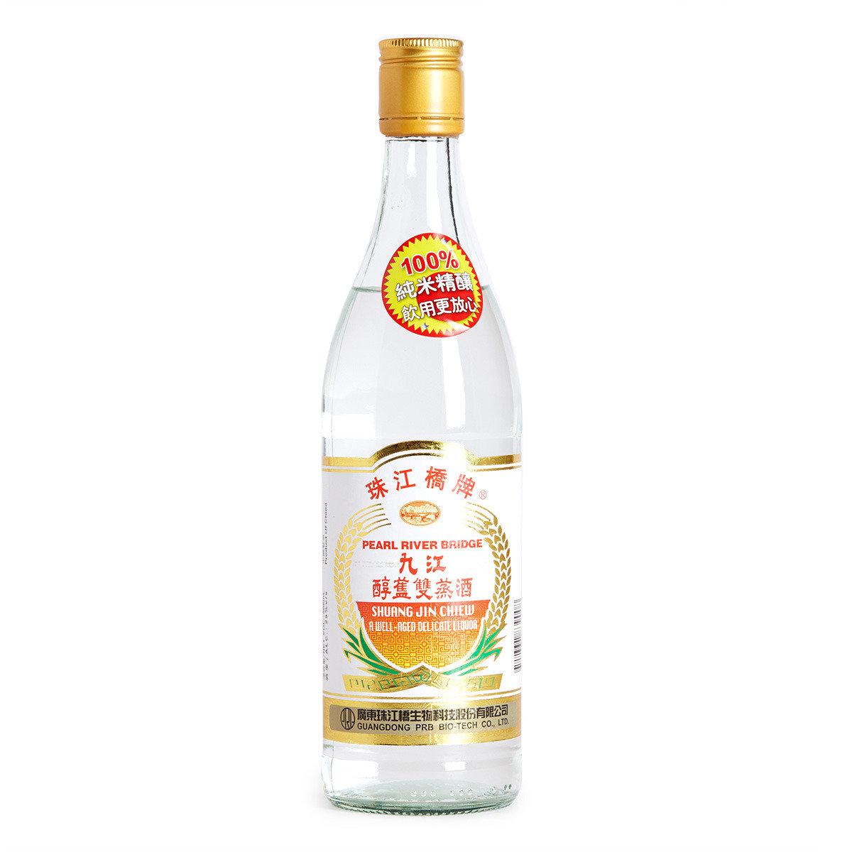 九江醇舊雙蒸酒