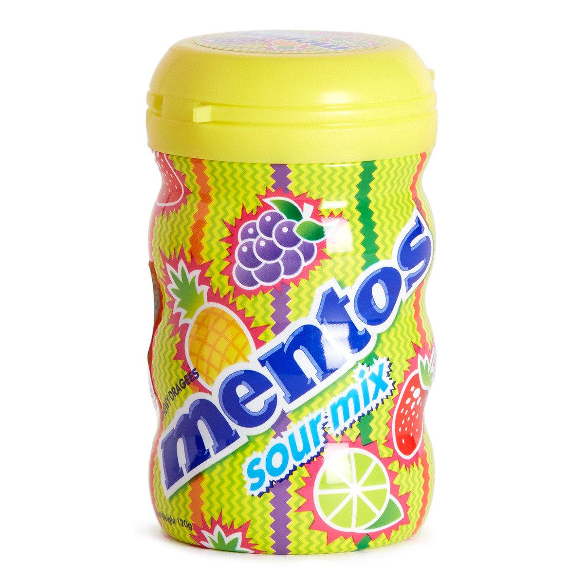 激酸雜果味糖樽裝