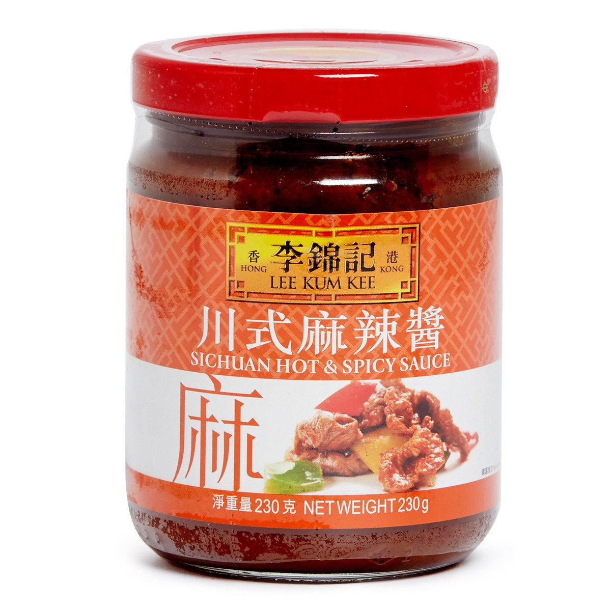 川式麻辣醬