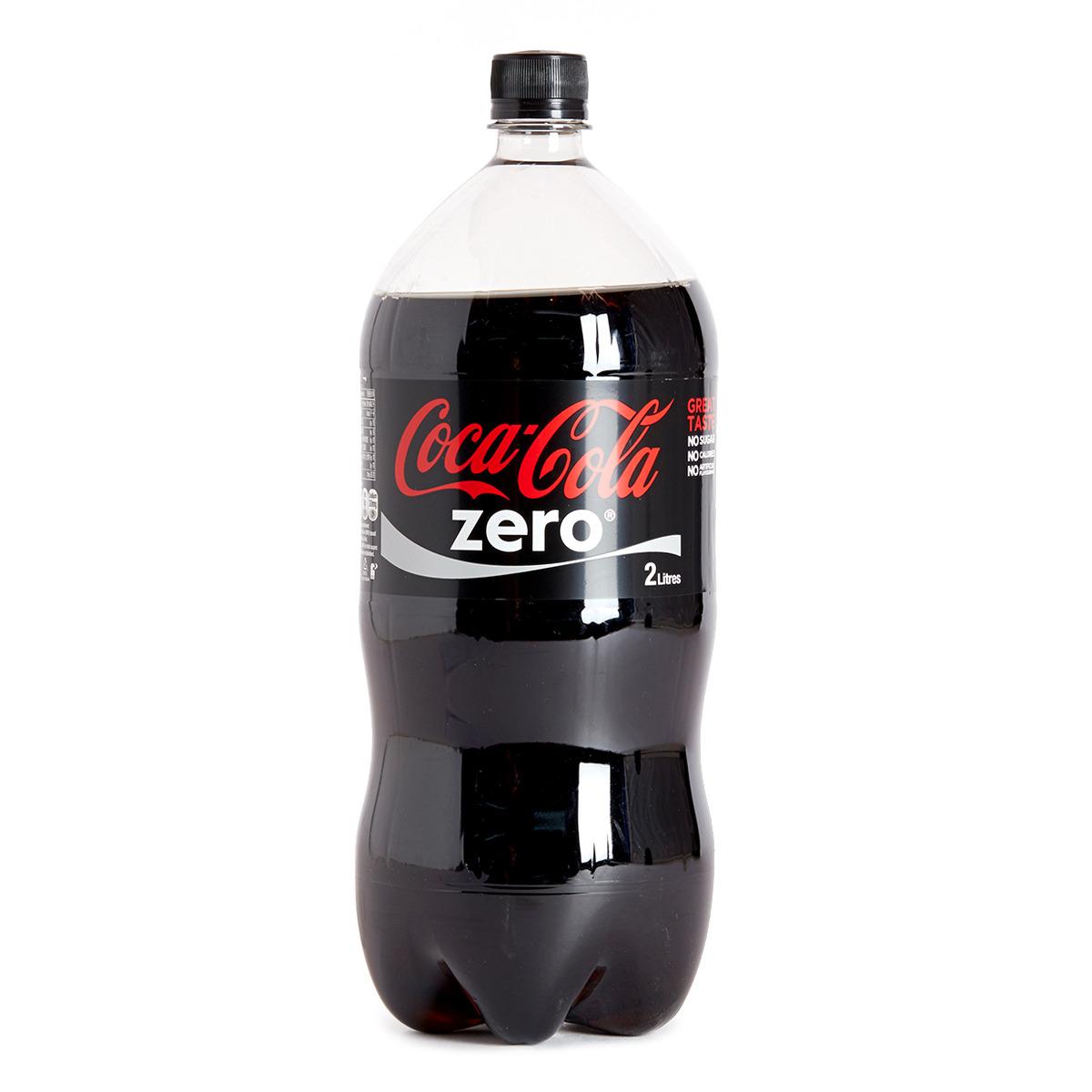 膠樽裝零系可口可樂汽水