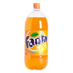 芬達 - 膠樽裝橙味汽水