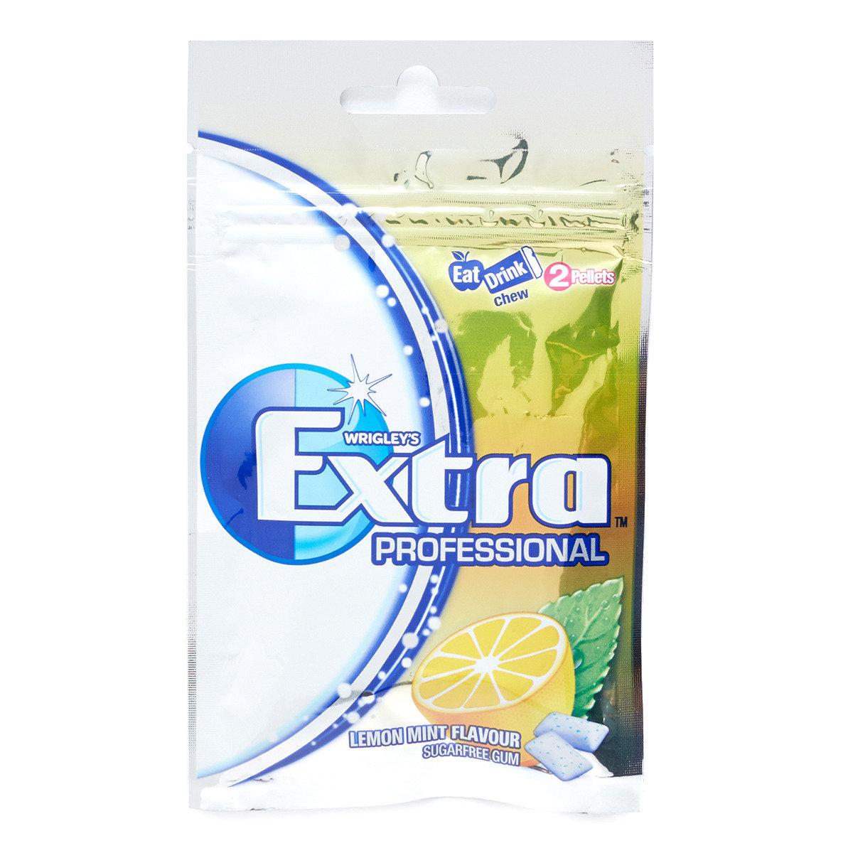 檸檬薄荷專業無糖香口珠袋裝