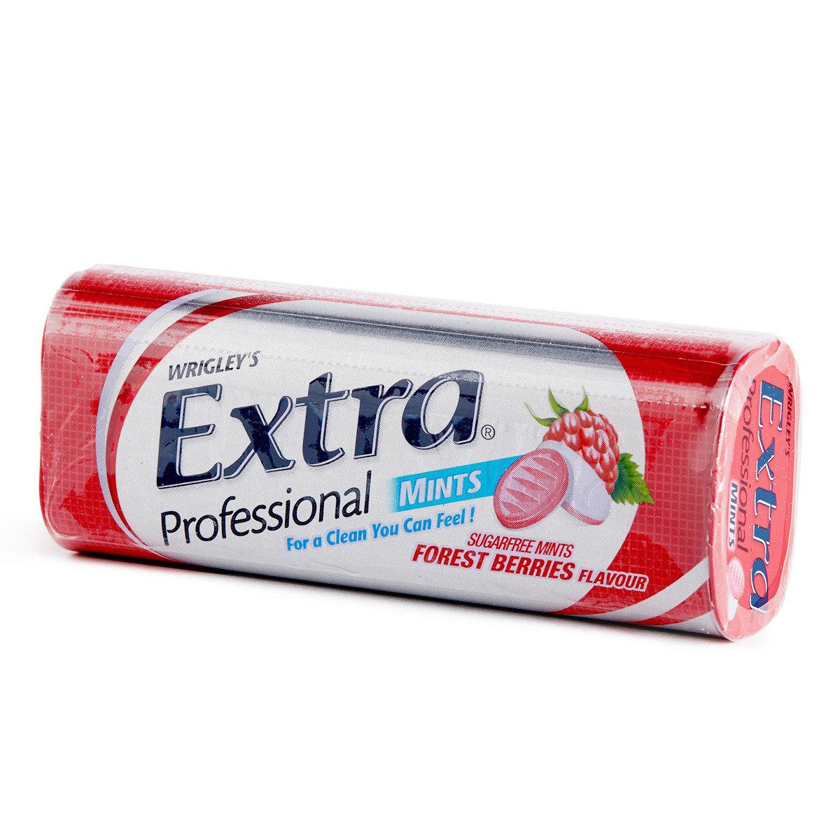清香野莓專業無糖薄荷糖小鐵罐裝