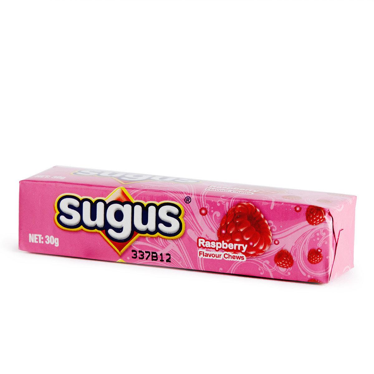 紅莓軟糖條裝