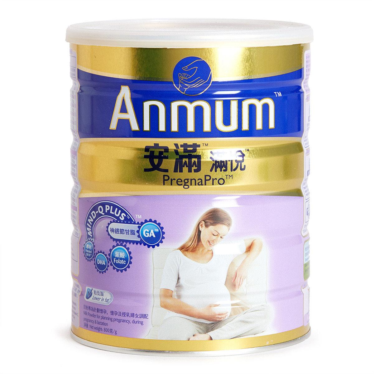 滿悅孕婦奶粉
