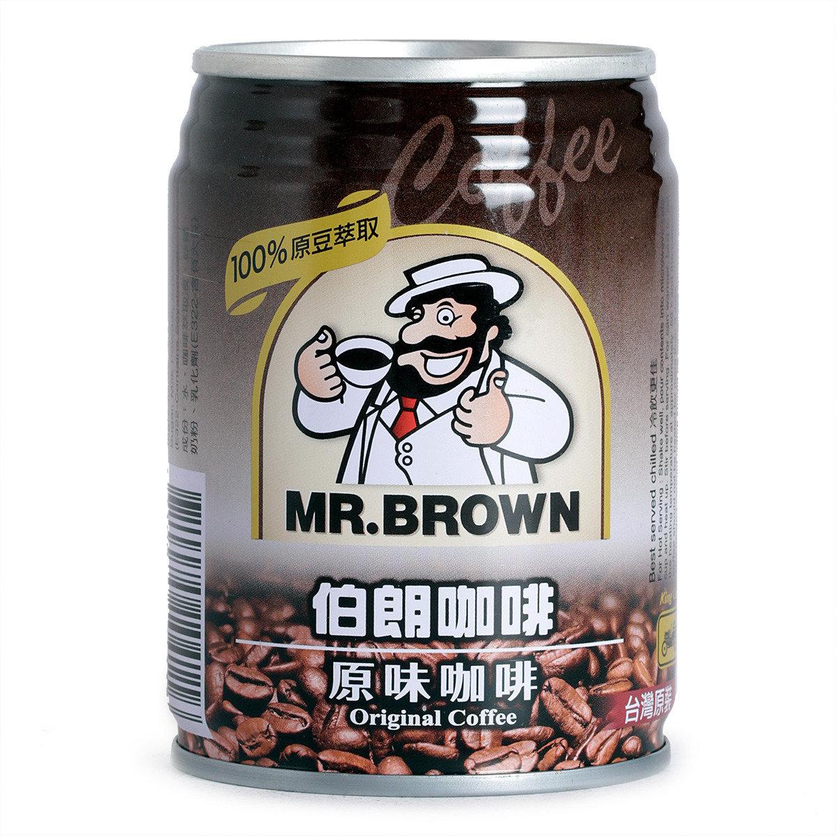 原味咖啡-罐裝