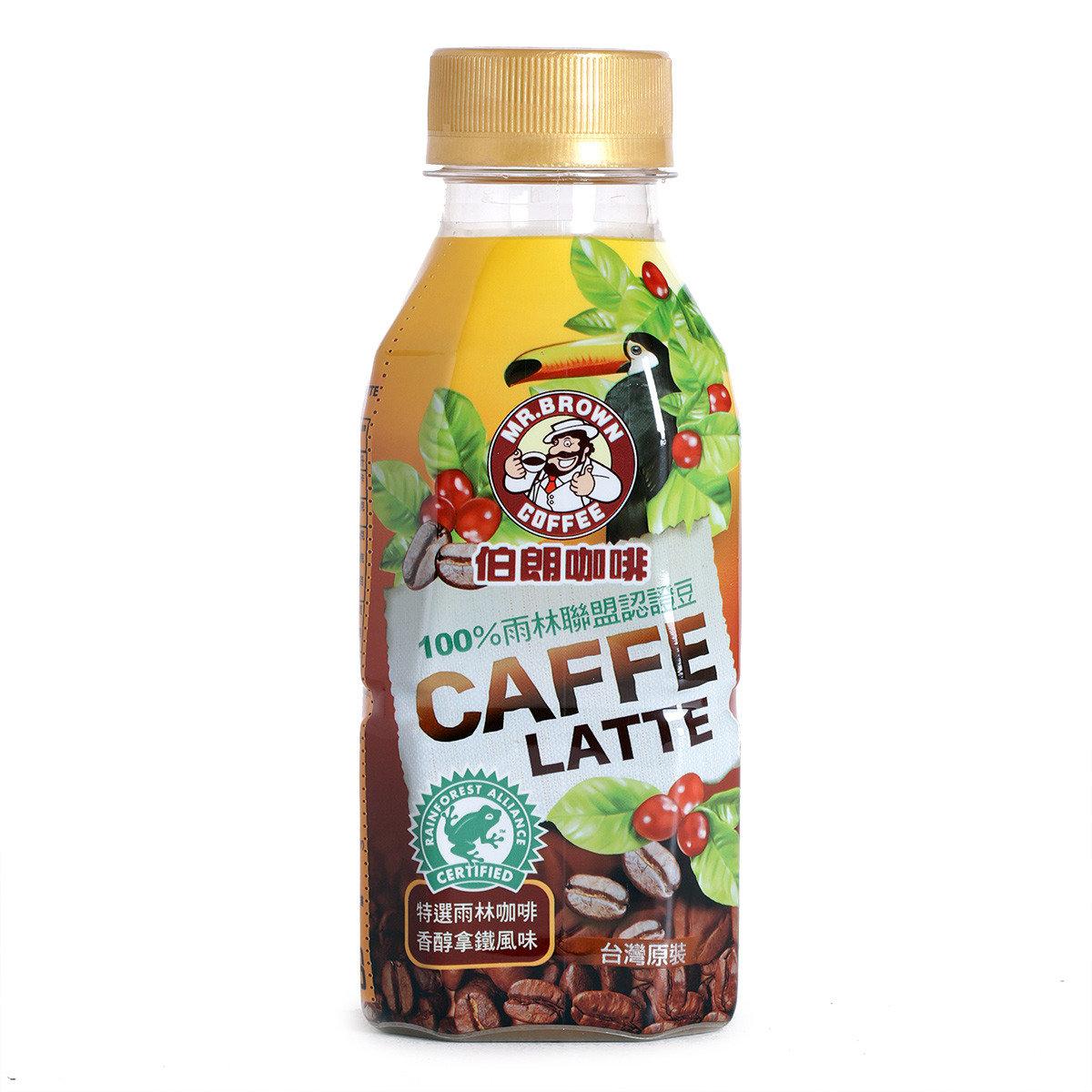 特選雨林咖啡香醇拿鐵風味(賞味期限:03.05.2016)