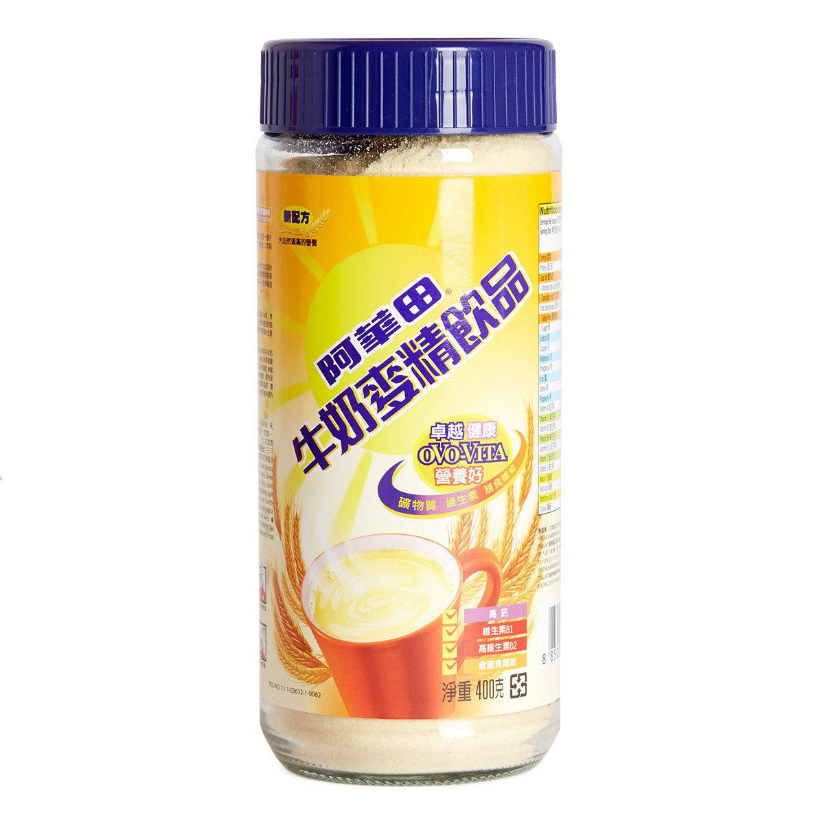 牛奶麥精飲品