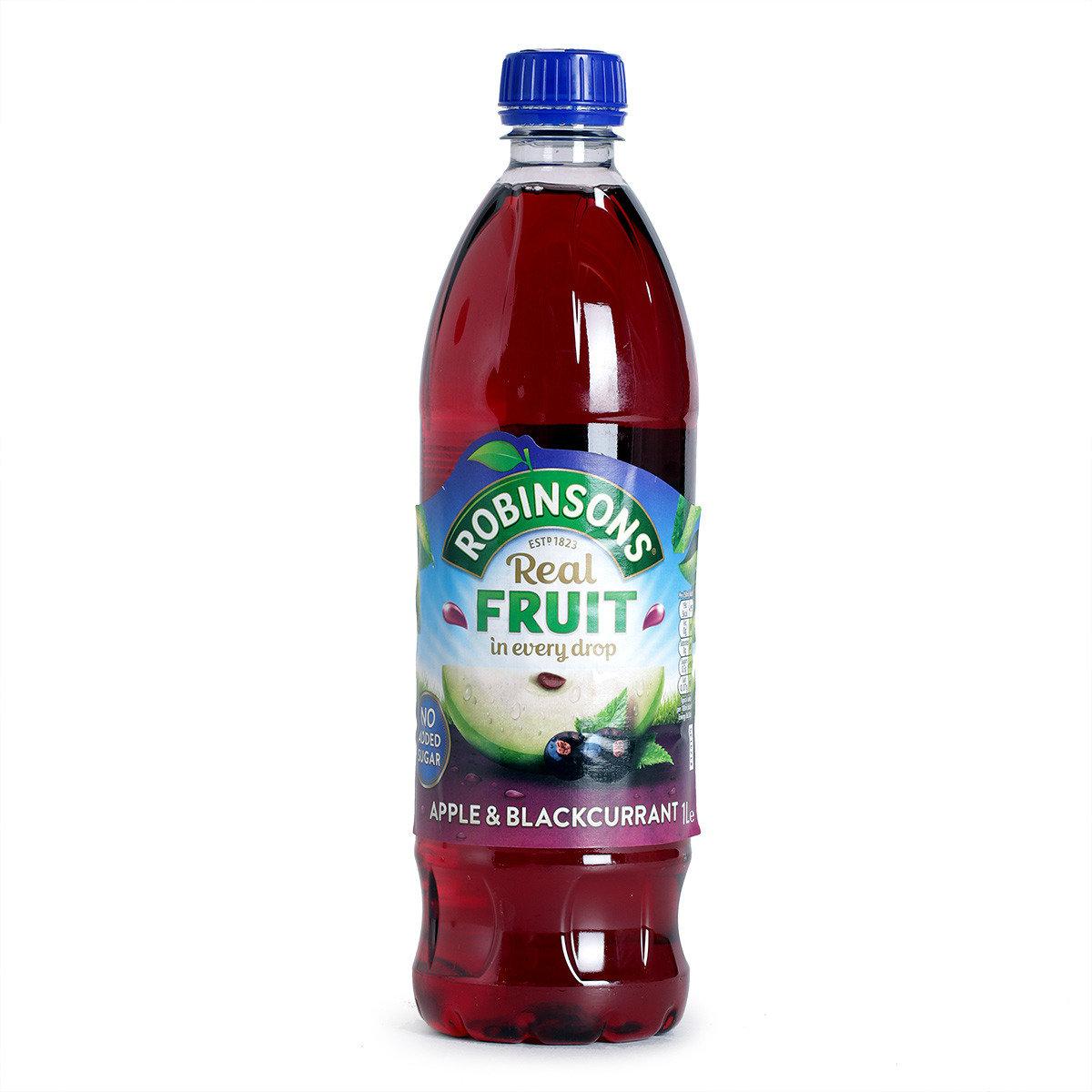 濃縮蘋果黑加倫子汁(無糖)(賞味期限:30/7/2017)