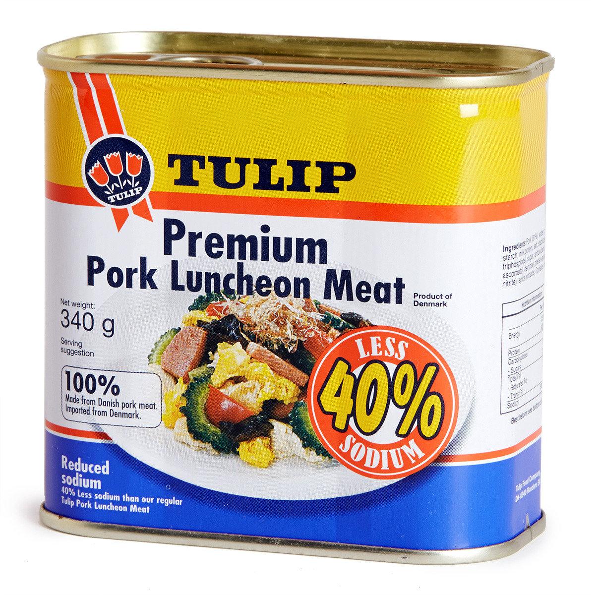 特級減鹽午餐肉