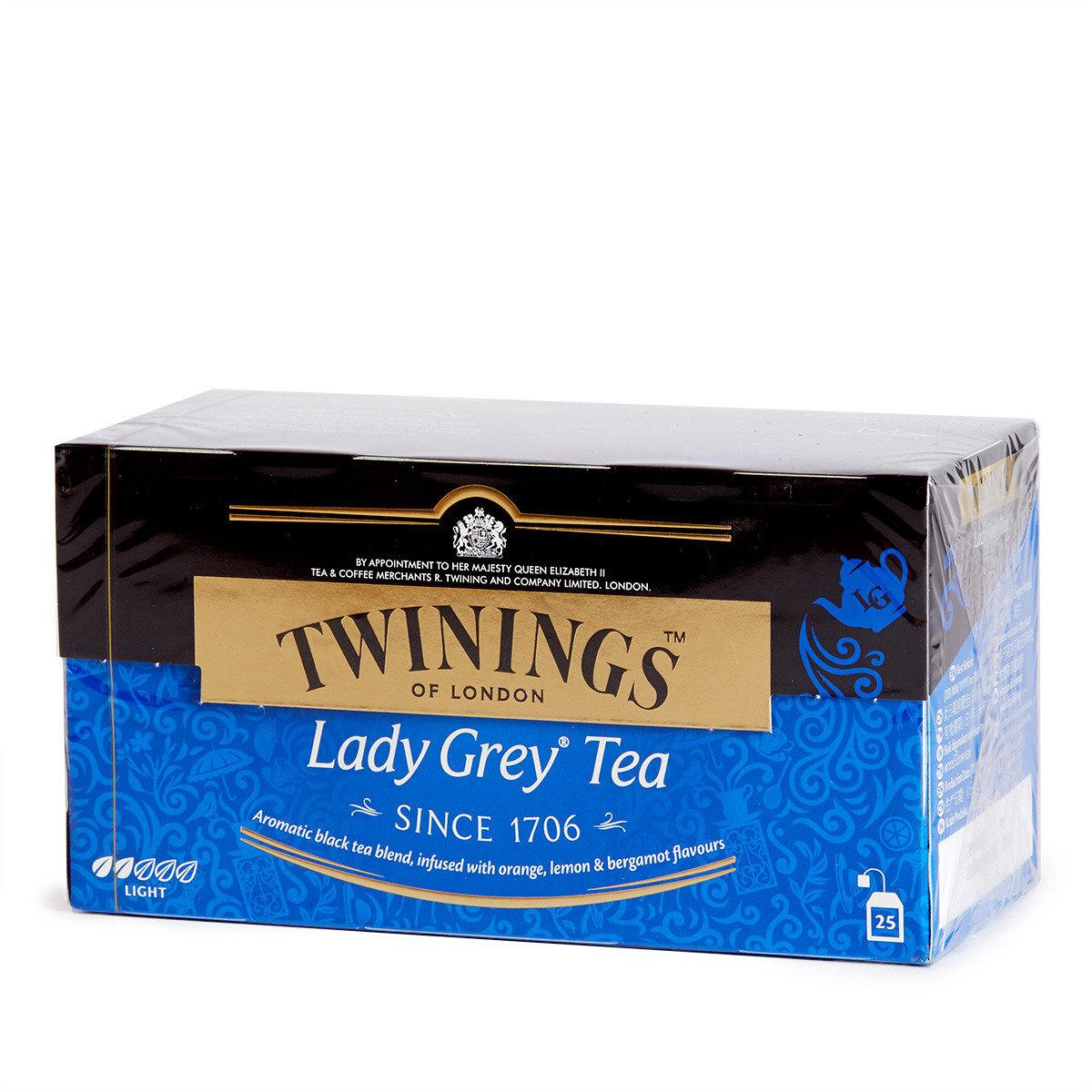 女伯爵茶 (藍)