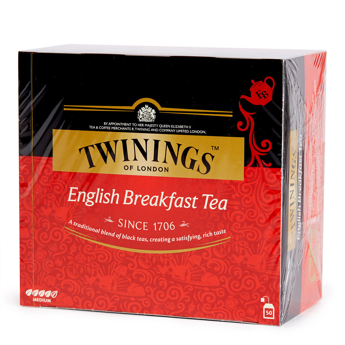 英國早餐茶 (紅)