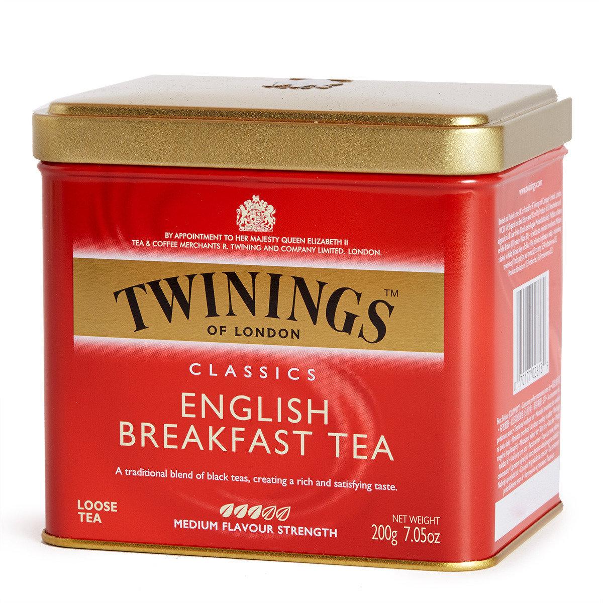 英國早餐茶葉 (紅)(賞味期限: 28/12/2016)