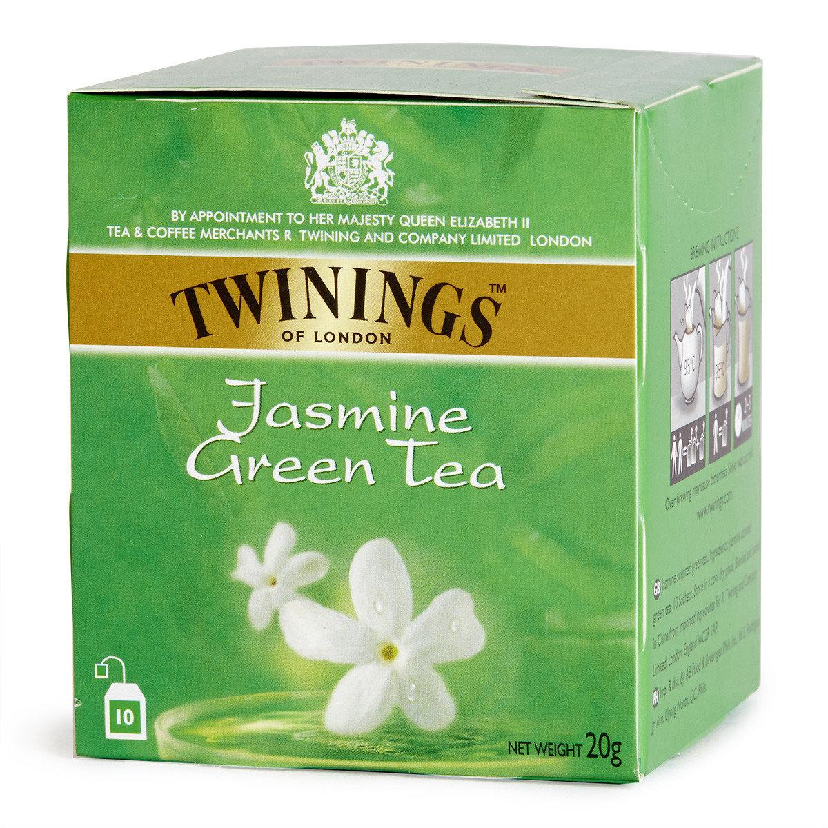 茉莉花綠茶盒裝