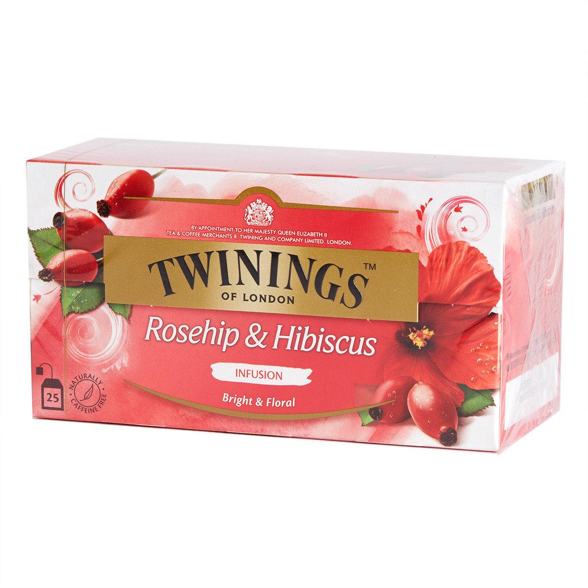 玫瑰果芙蓉花草茶