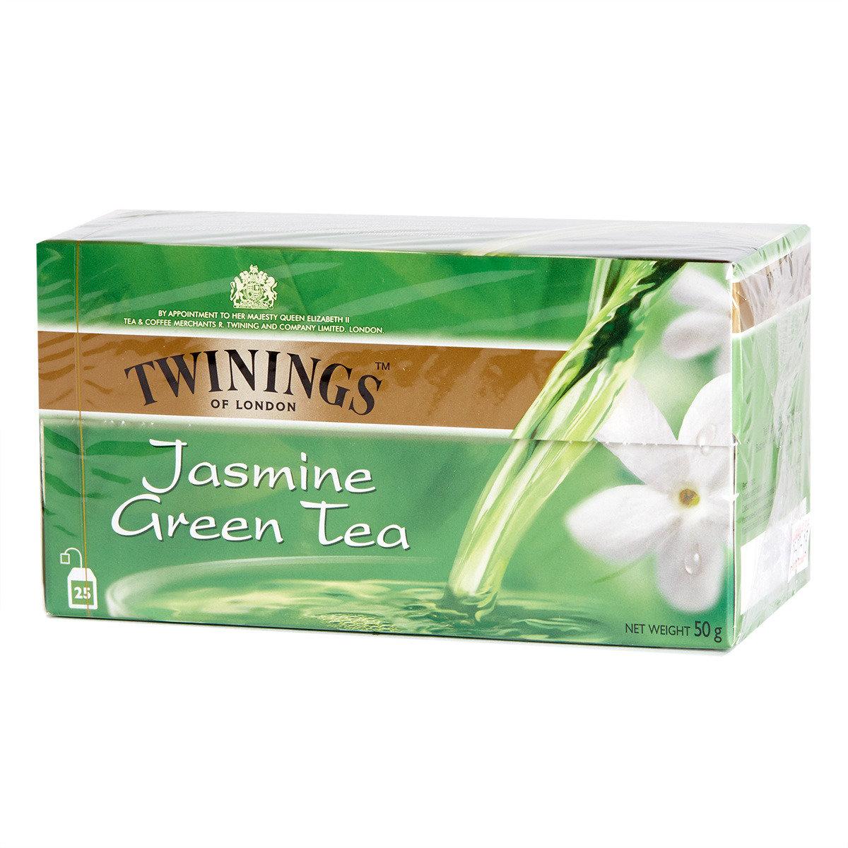 茉莉花綠茶