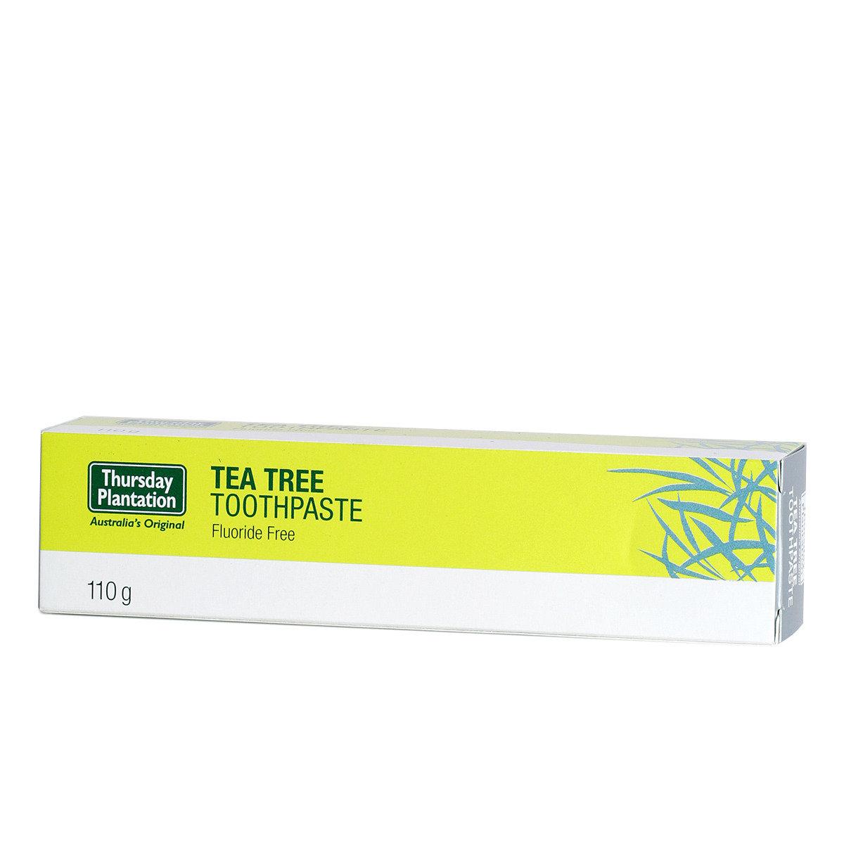 茶樹有機牙膏