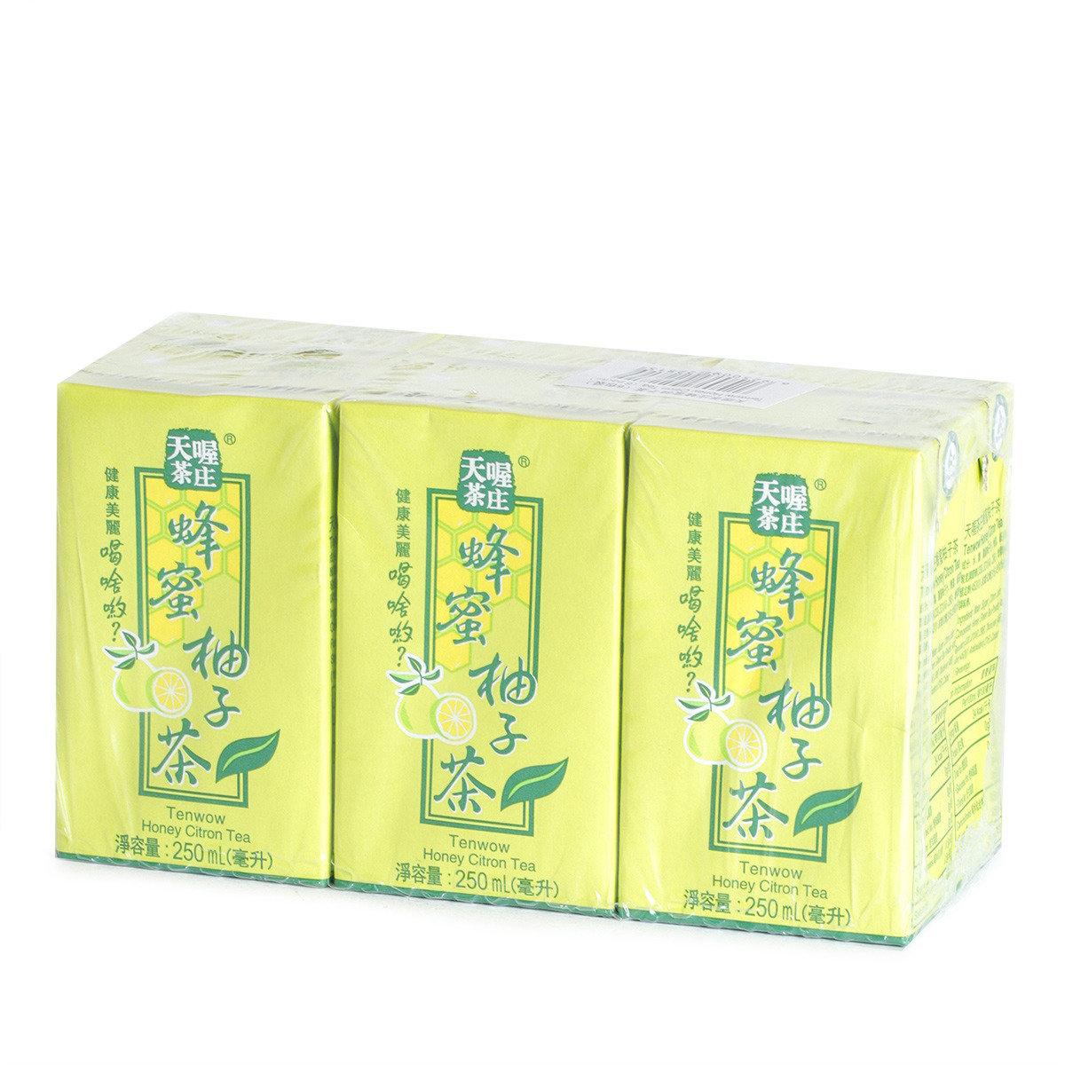 蜂蜜柚子茶紙包裝