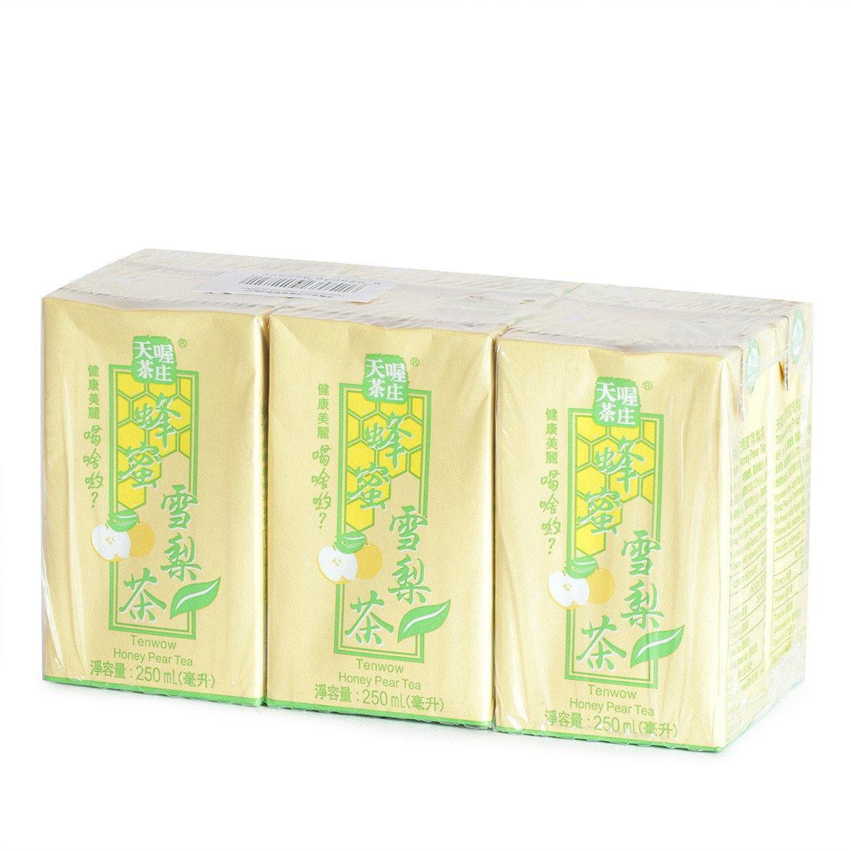蜂蜜雪梨茶紙包裝