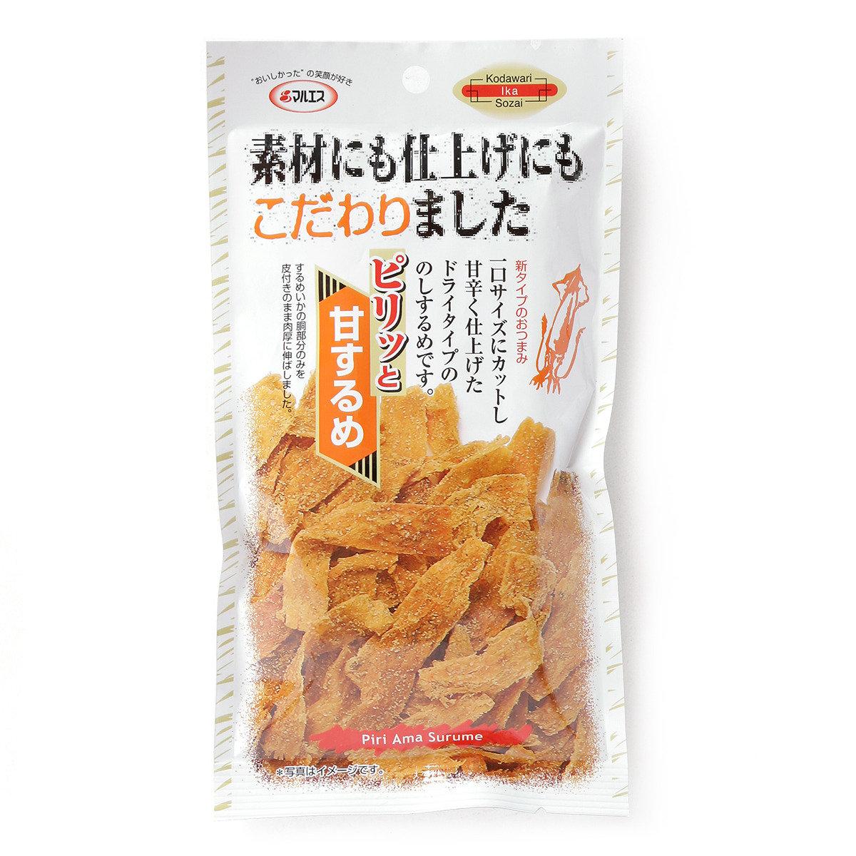 干燒魷魚絲 (辣味)