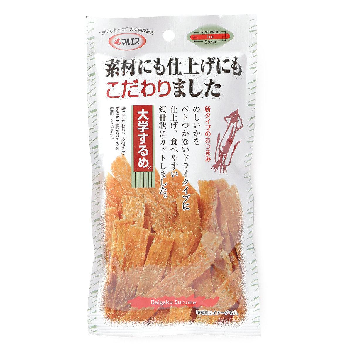 干燒魷魚絲 (和風味)
