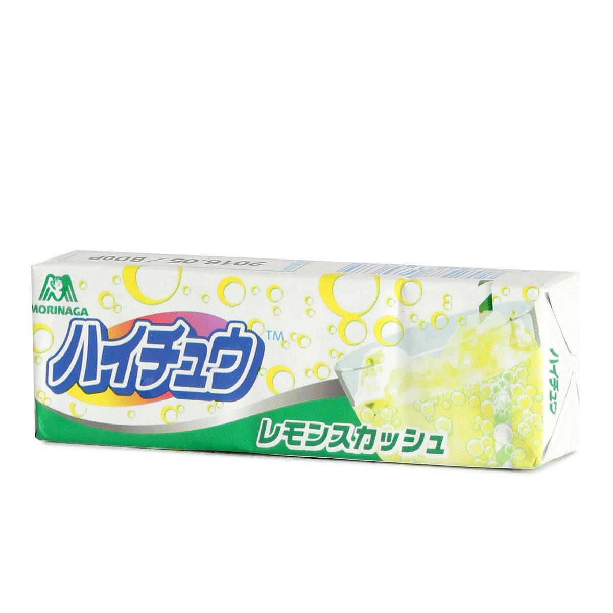 檸檬梳打味軟糖