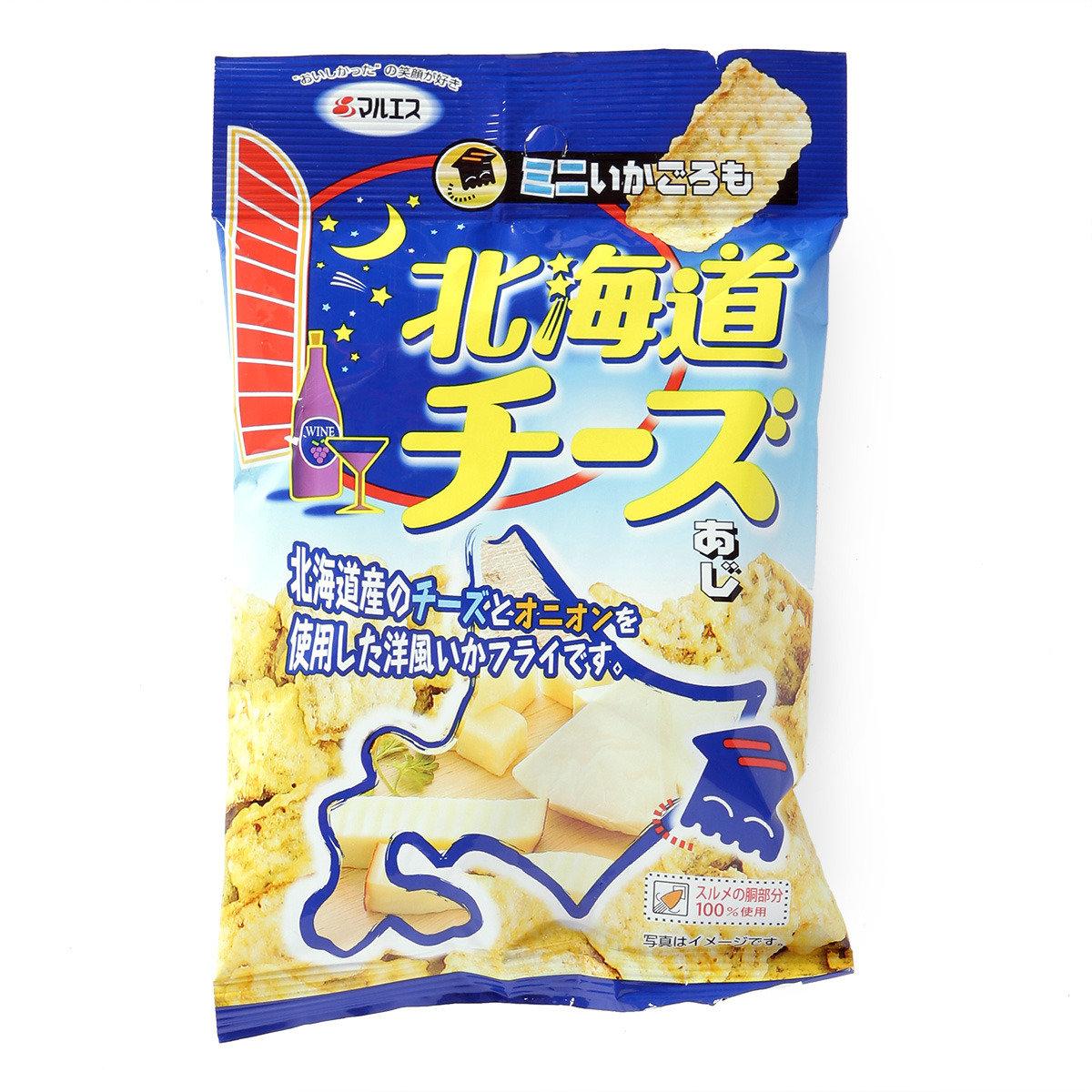魷魚天婦羅(北海道芝士味)
