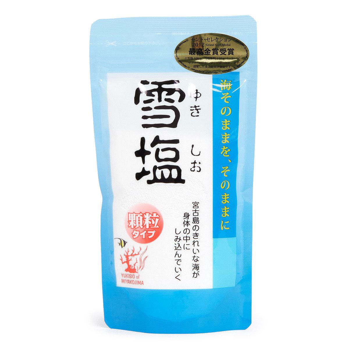 沖繩雪鹽顆粒