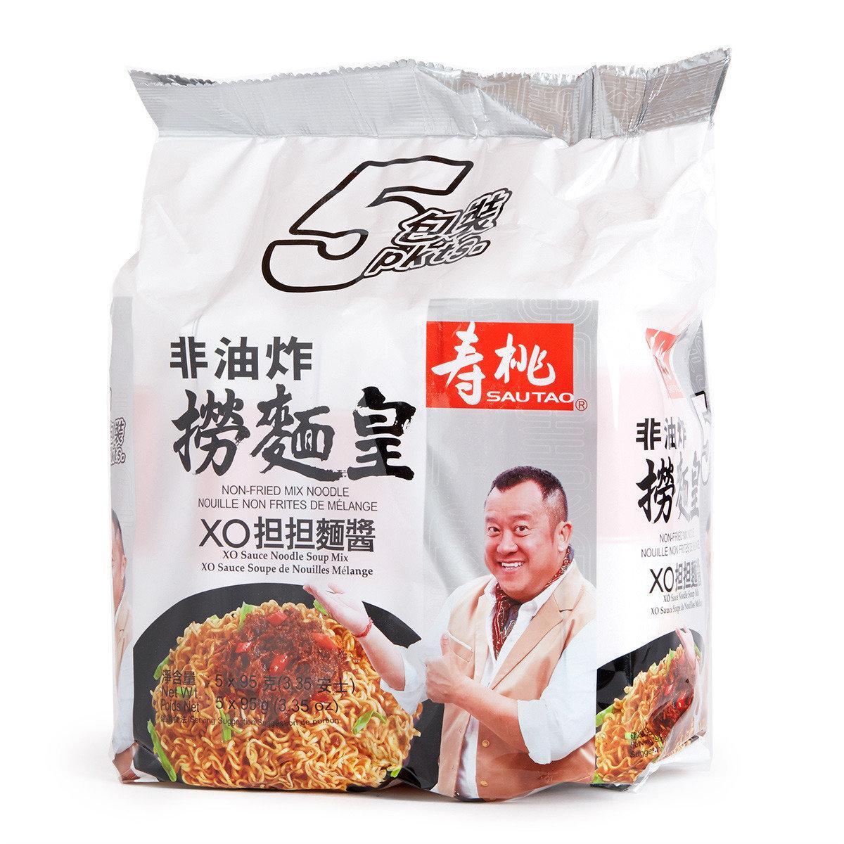 非油炸撈麵皇 (XO擔擔麵醬)