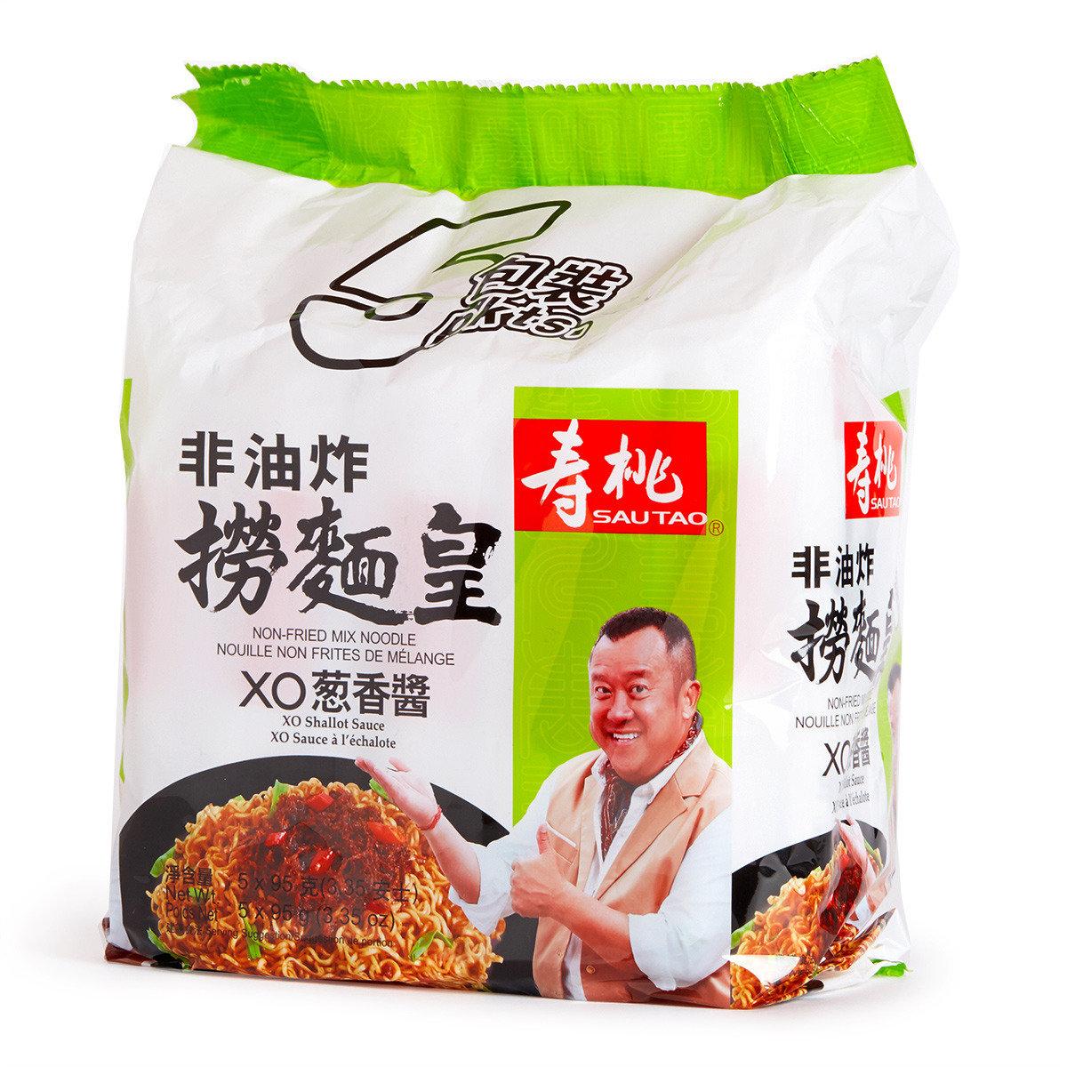 非油炸撈麵皇 (XO蔥香醬)
