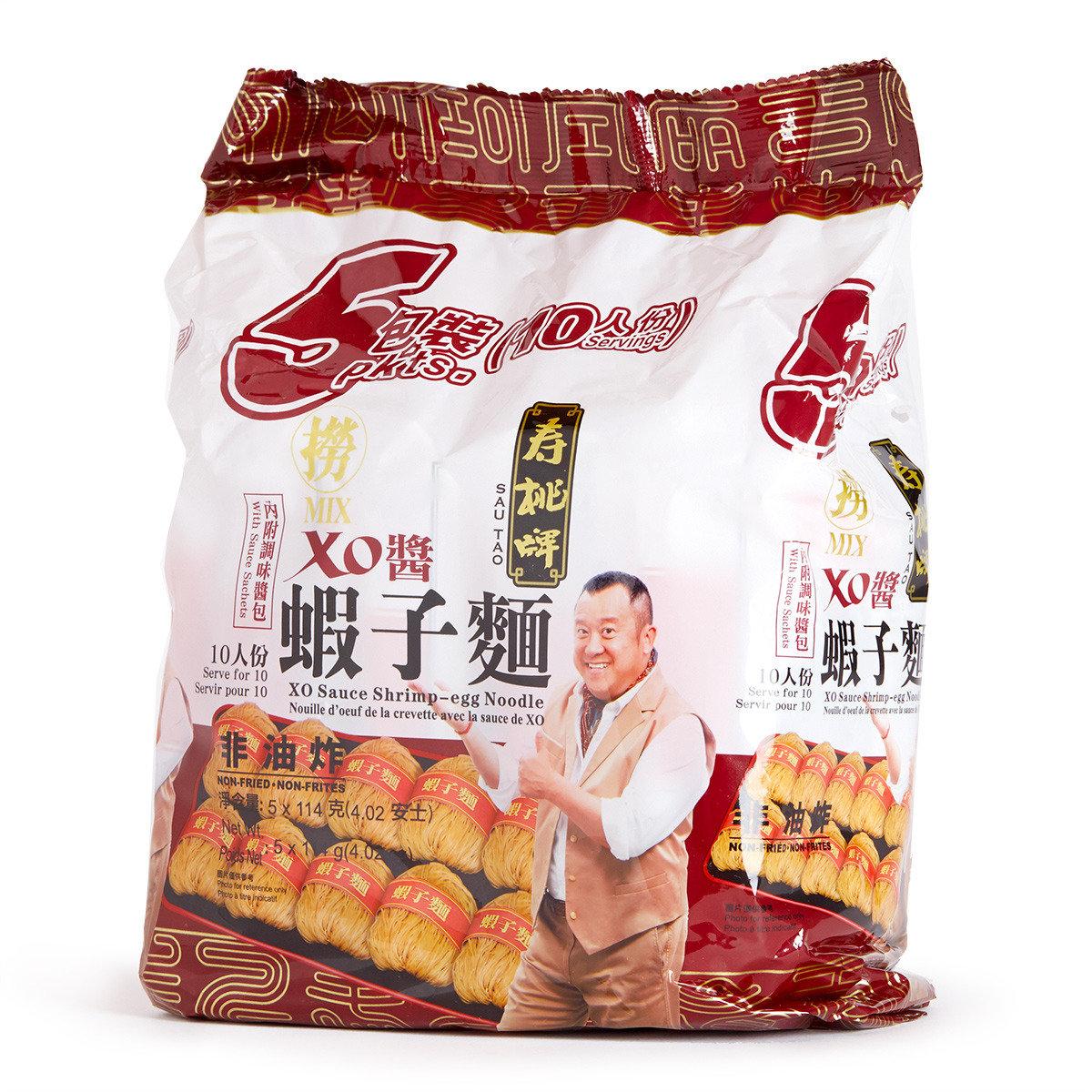 XO 醬蝦子麵