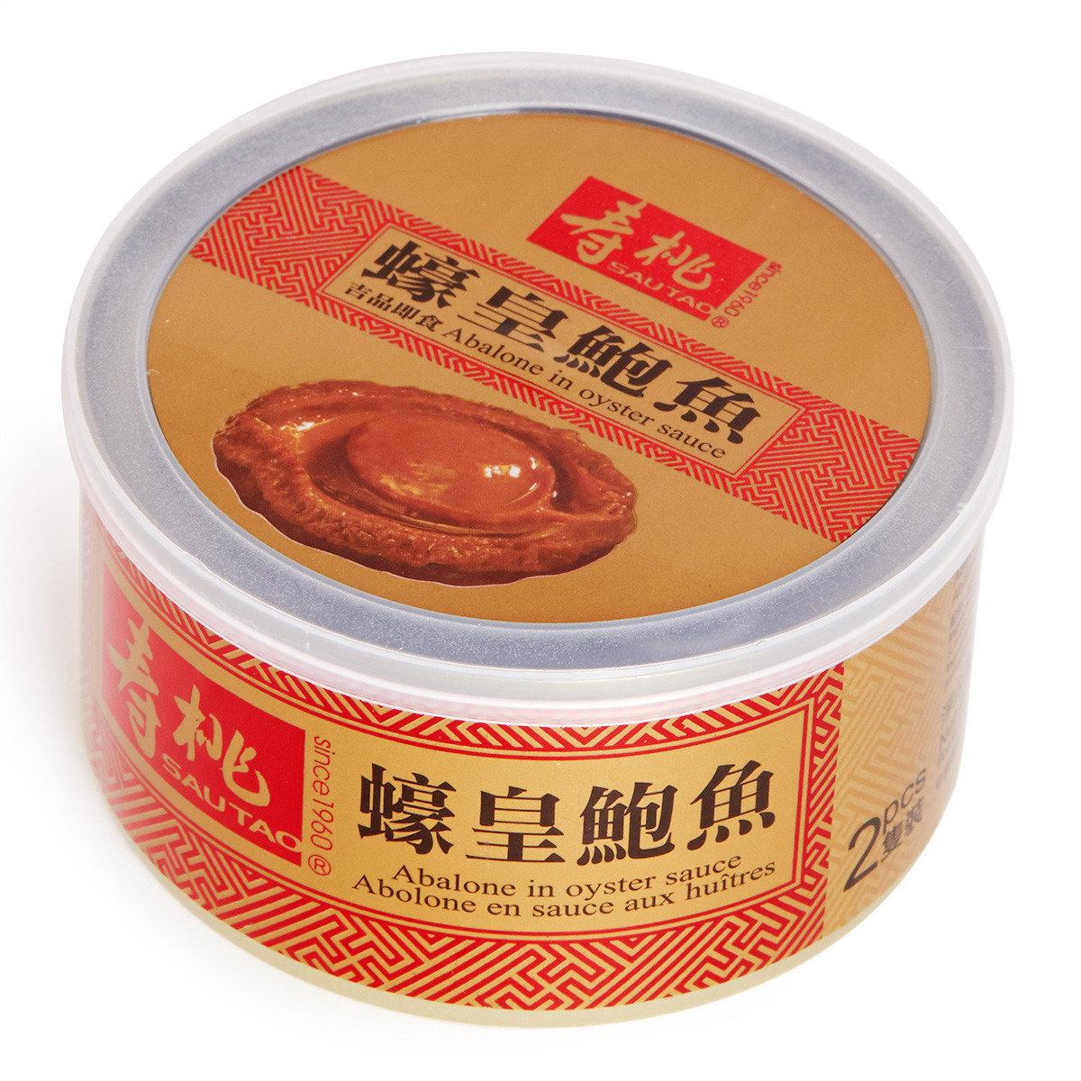 罐裝吉品蠔皇即食鮑魚