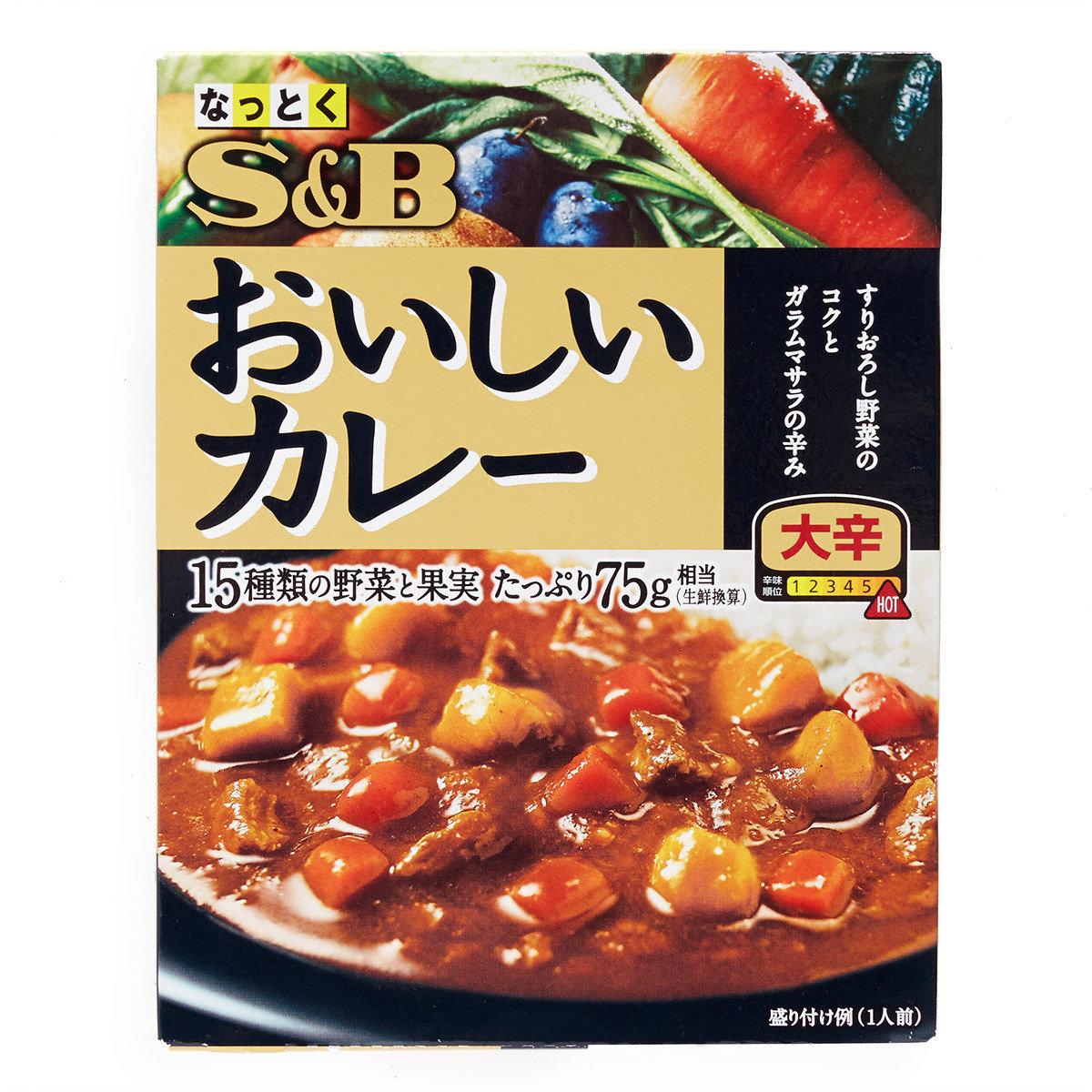 納德美味咖喱(大辛)