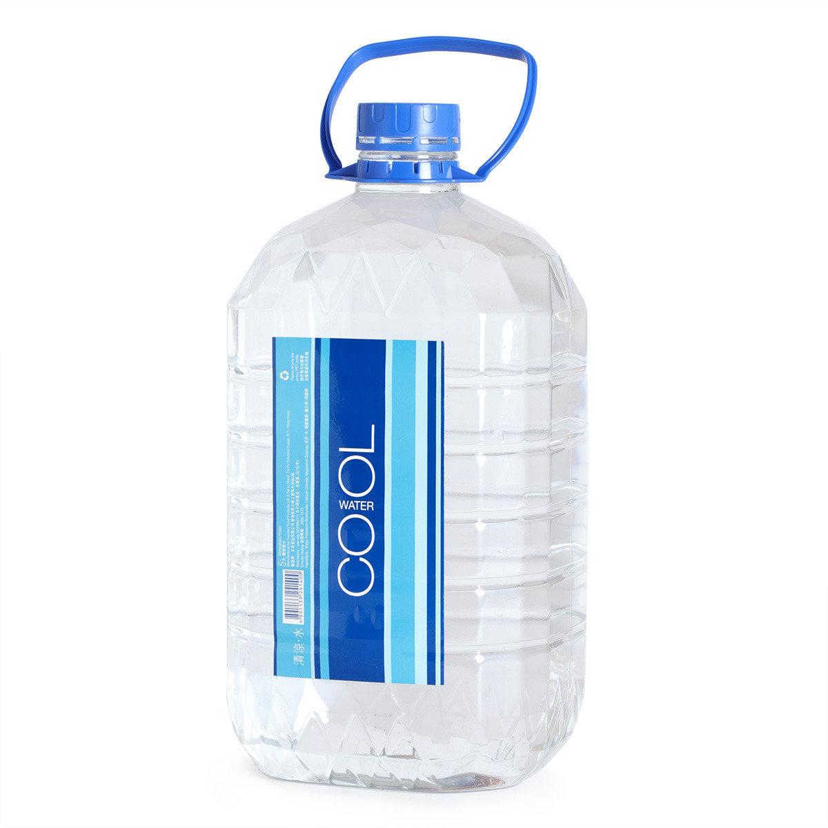 清涼水 - 礦物質水