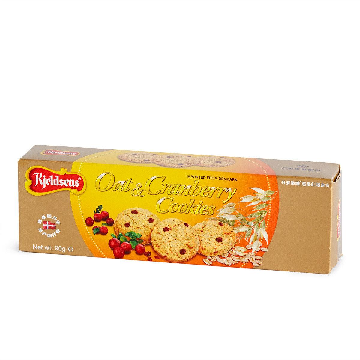 燕麥紅莓曲奇盒裝