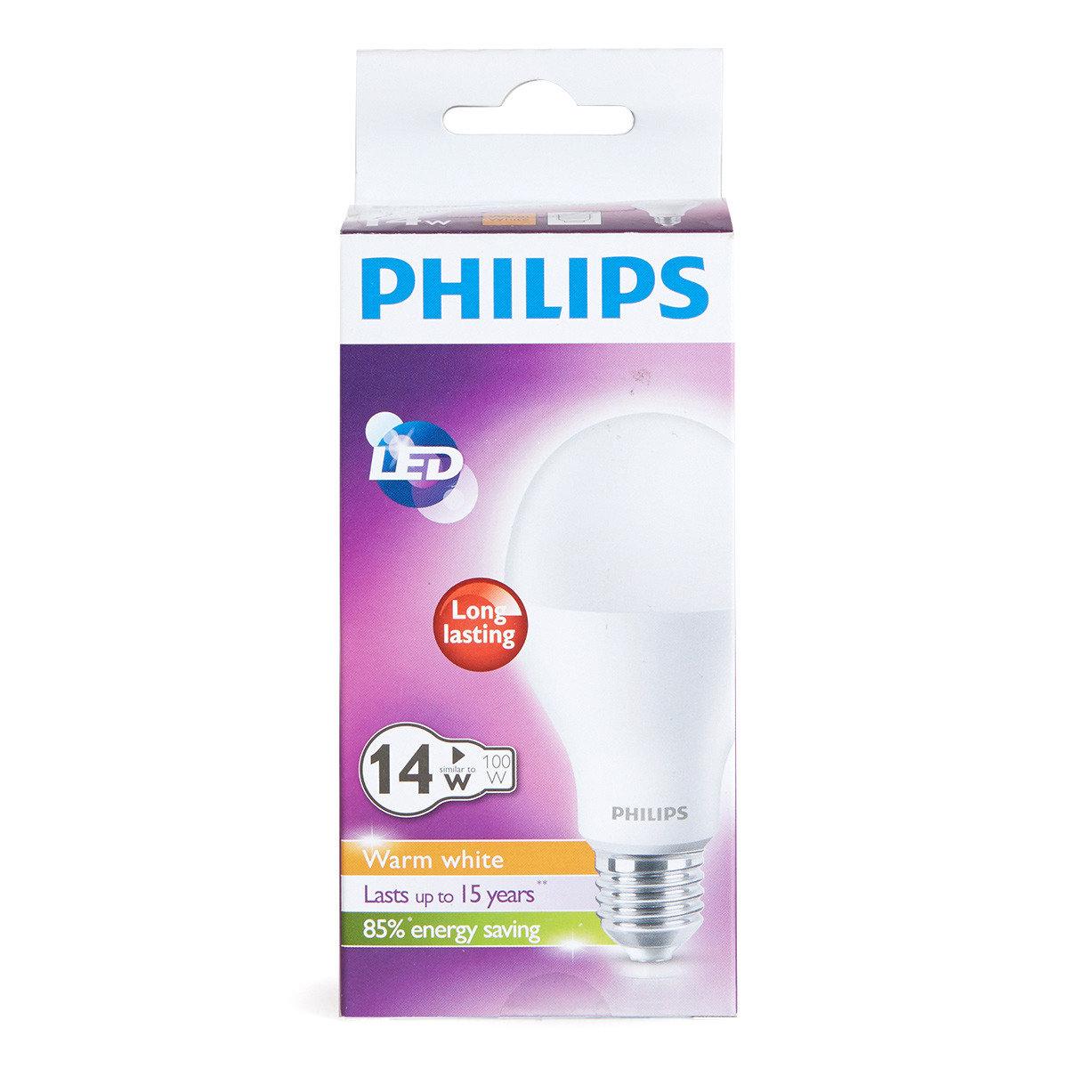 LED燈膽 14-100W E27 3000K 230V A67