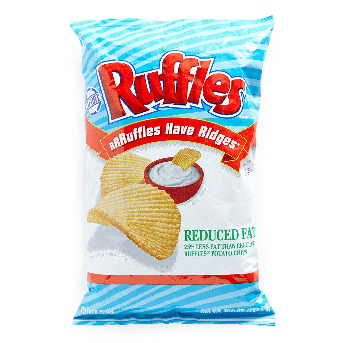 原味低脂薯片