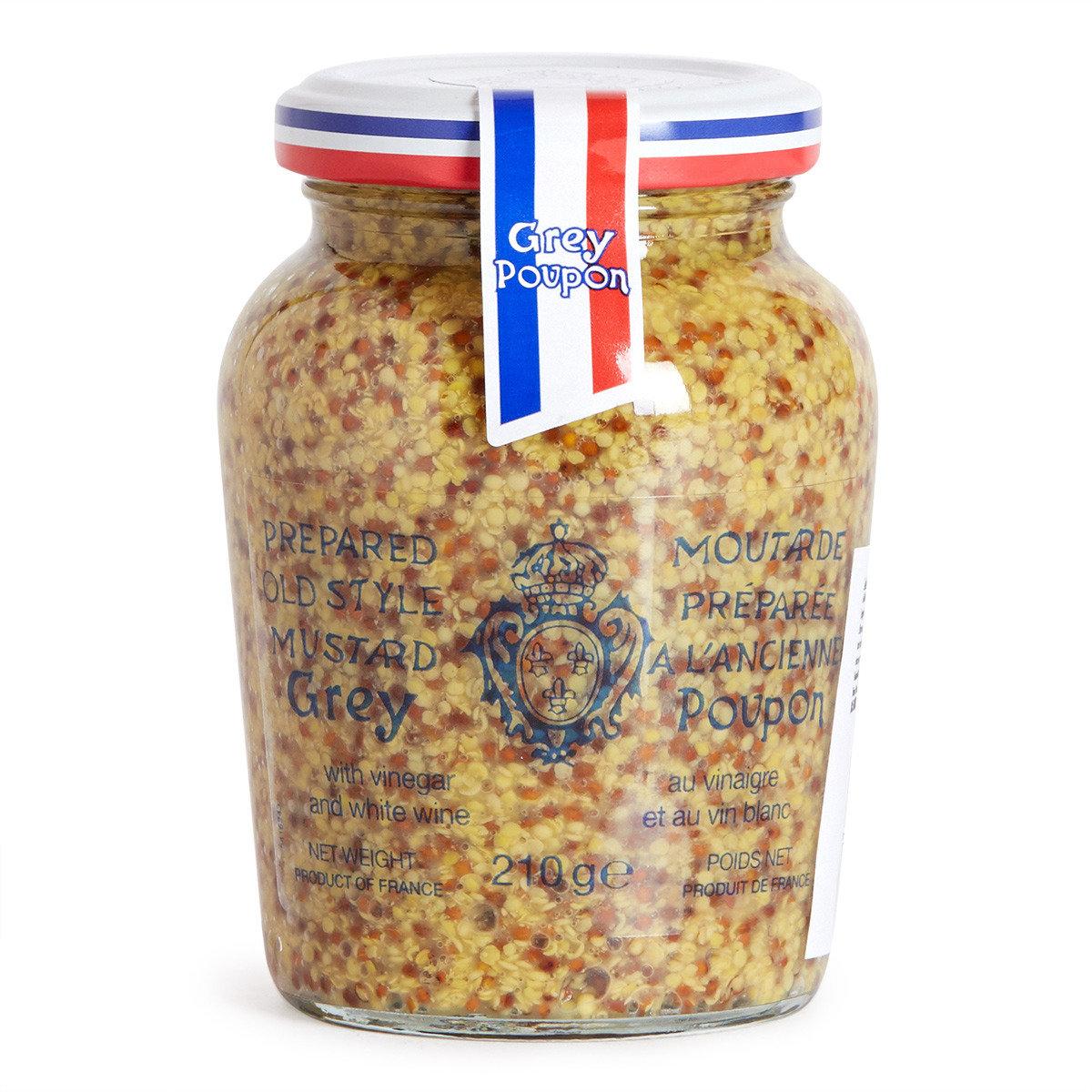 英式芥末籽醬
