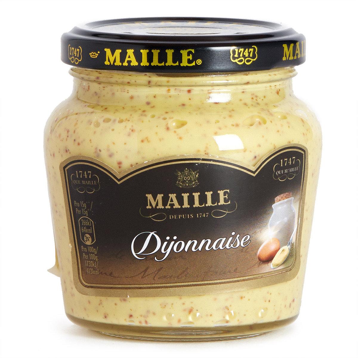 法式芥末蛋黃醬
