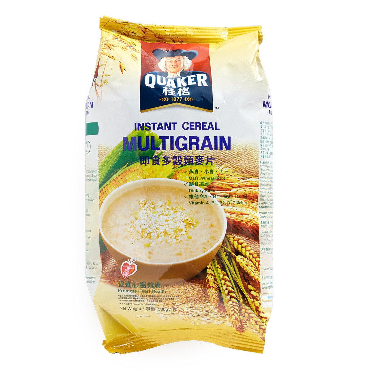 即食多穀類麥片
