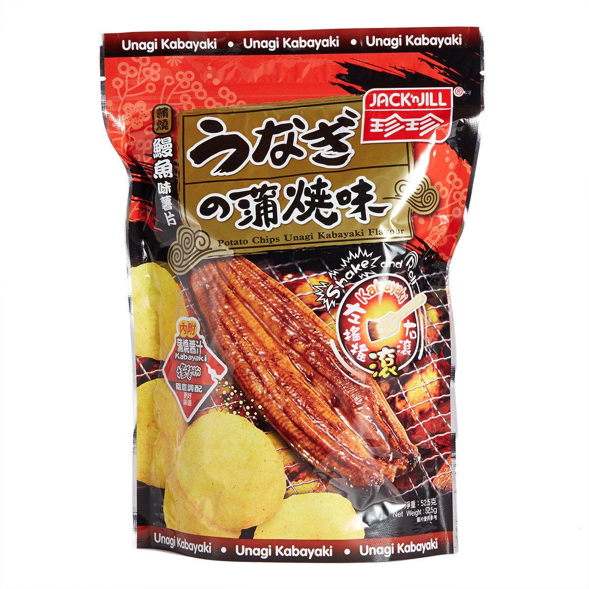 薯片-蒲燒鰻魚味